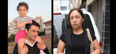4 yaşındaki kızını döven Özbekistanlı anne velayet davasını da kaybetti