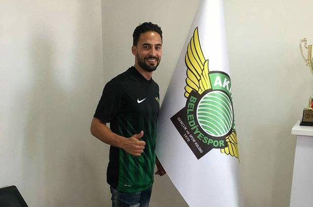 Akhisar Belediyespor, Helder Barbosa'yı transfer etti