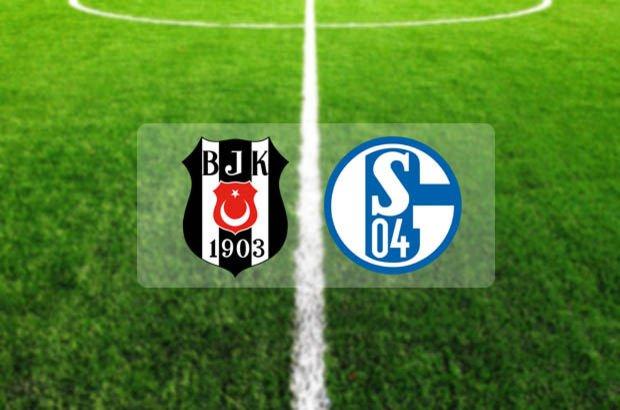 Beşiktaş Schalke maçı hangi kanalda, saat kaçta?