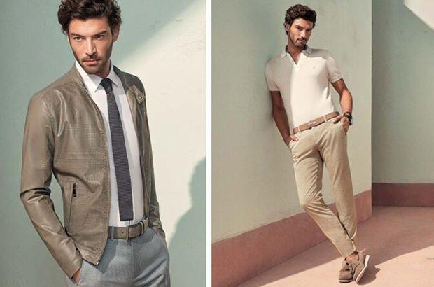 a0f5579211b55 ... haberleri ve Erkek giyim gelişmeleri. İlkbahar-yaz aylarına özel