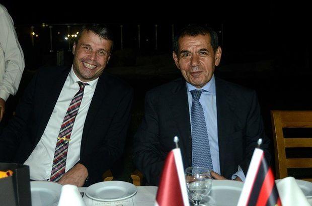 Galatasaray, Östersunds'a yemek verdi