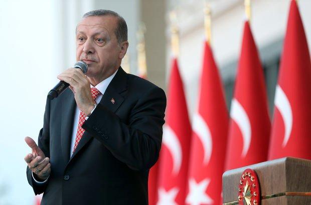 Cumhurbaşkanı Erdoğan'dan CHP'li vekile teşekkür