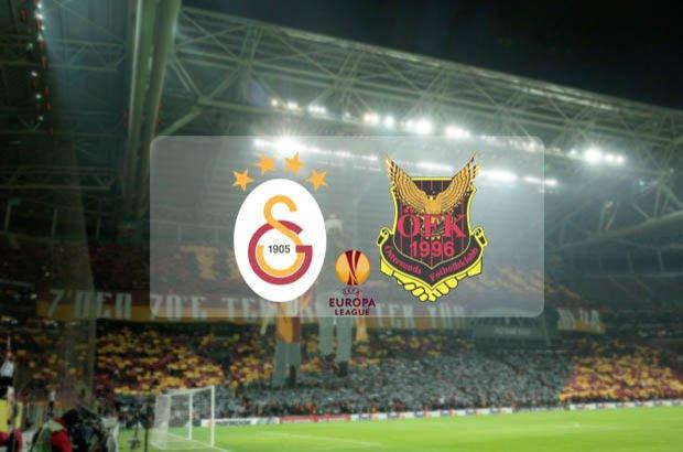 Galatasaray - Östersunds maçı hangi kanalda, saat kaçta?