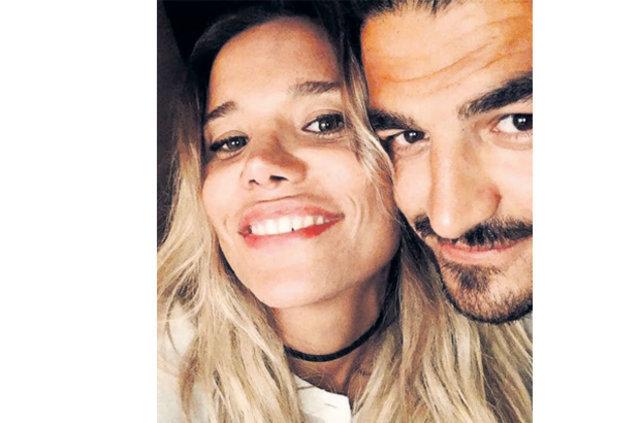 Ebru Şallı ve sevgilisi Uğur Akkuş, ortak basın açıklaması yaptı