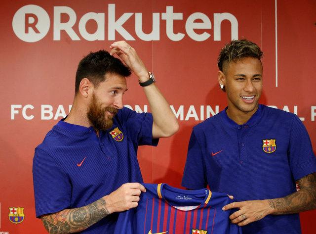 """Barcelona'dan açıklama: """"Neymar satılık değil"""""""