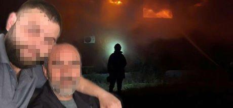 Denizli'de babasına ait fabrikayı kundakladığı iddia edilen kişi gözaltına alındı