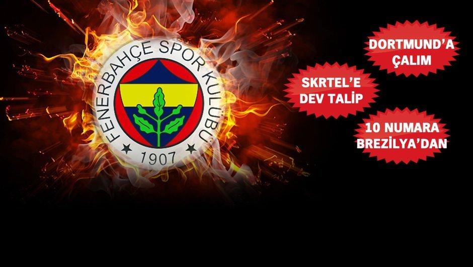 Ve Fenerbahçe golcüsünü getiriyor!
