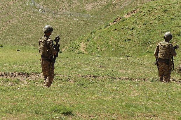 Kars'ta yeşil listedeki terörist etkisiz hale getirildi