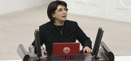 Leyla Zana'nın milletvekilliğinin düşürülmesi talebi Meclis Başkanlık Divanı'nda kabul edildi