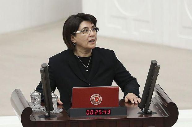 Leyla Zana'nın milletvekilliğinin düşürülmesi talebi kabul edildi