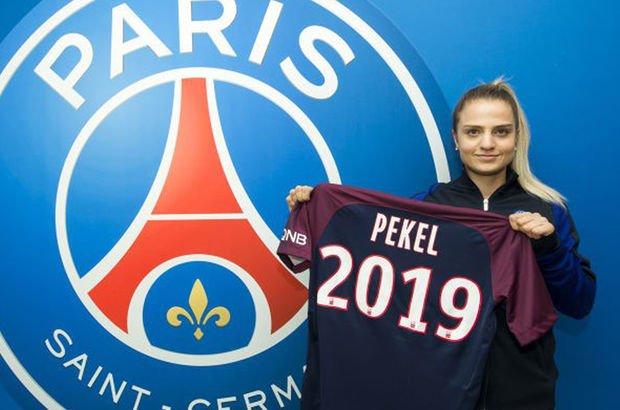 Melike Pekel Paris Saint-Germain'e transfer oldu