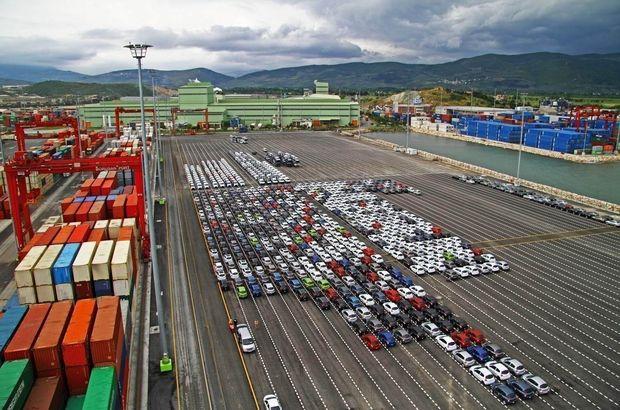 Binek otomobil ihracatındaki artış yüzde 71'e ulaştı