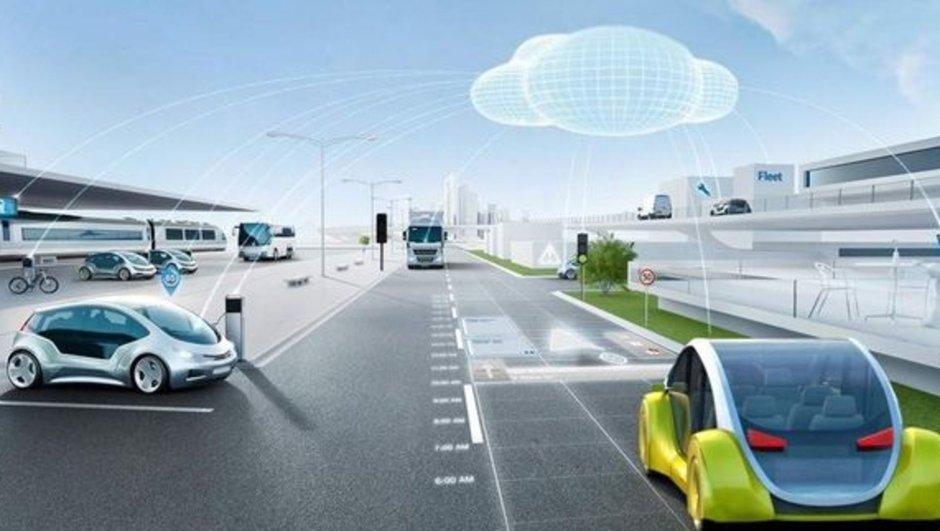 Akıllı otomobiller 2023'te yollarda olacak