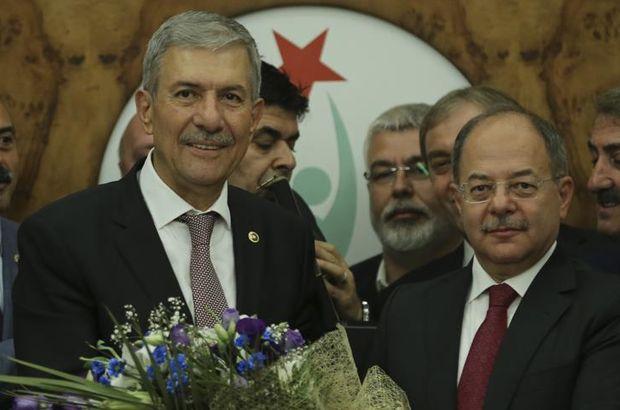 Ahmet Demircan görevi Recep Akdağ'dan devraldı