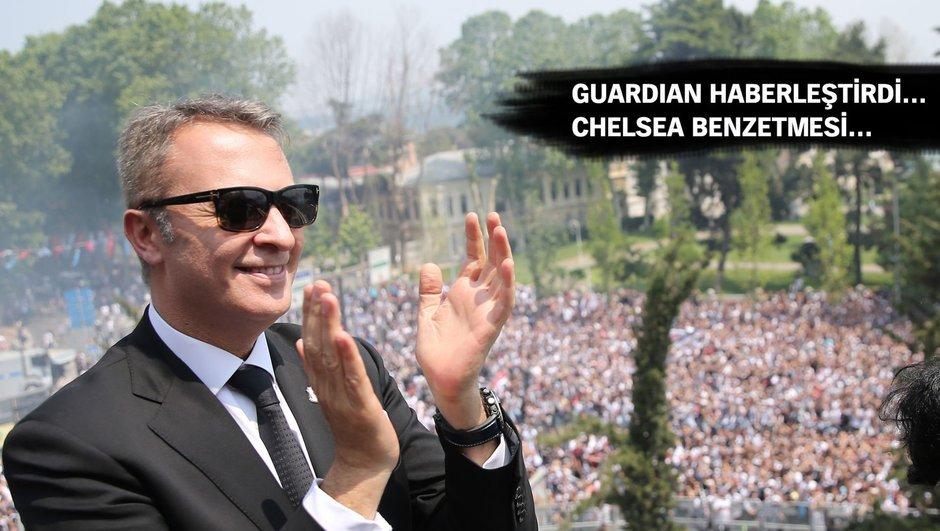 Beşiktaş, İngiltere'nin gündeminde!