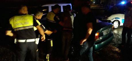 Çanakkale'de alkollü yakalanan sürücünün ehliyetine el konuldu