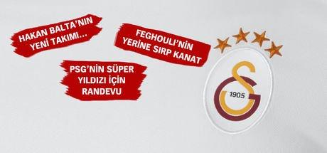 Galatasaray Transfer Haberleri (20 Temmuz 2017)