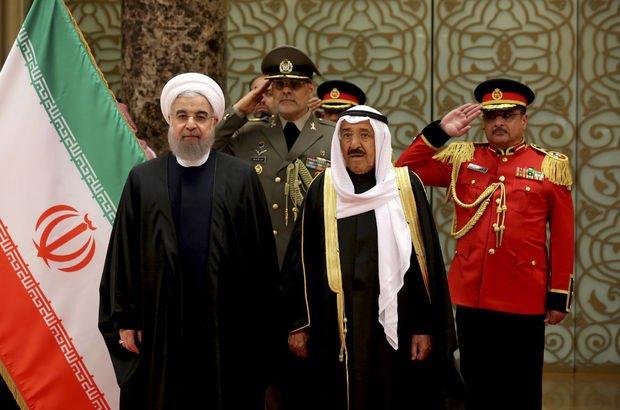 Katar İran Körfez
