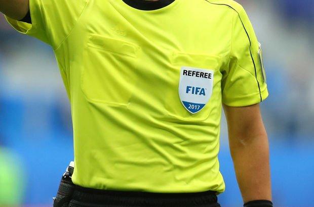 UEFA Süper Kupa'nın hakemi Gianluca Rocchi