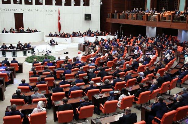 AK Parti ve MHP'nin ortak hazırladığı teklif, Anayasa Komisyonunda kabul edildi
