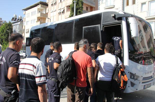 FETÖ'den tutuklananlar ve gözaltına alınanlar (20 Temmuz 2017)