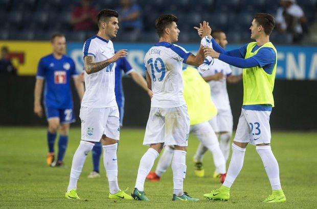 Avrupa Ligi'nde 33 takım bir üst tura yükseldi