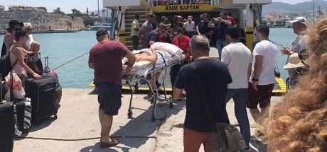 Son Dakika: Muğla Bodrum'da deprem!