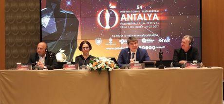 54. Uluslararası Antalya Film Festivali bu sene çehresini değiştiriyor