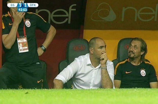 Galatasaray - Östersunds maçının ardından...