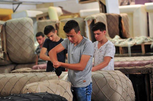 ABD'ye yapılan mobilya ihracatı 5 yılda 4 kat arttı