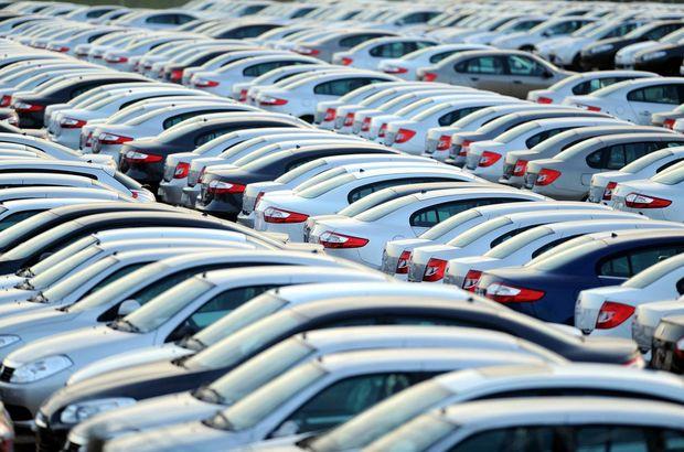 İkinci el araç piyasasında beş aylık artış yüzde 7.4 olarak gerçekleşti