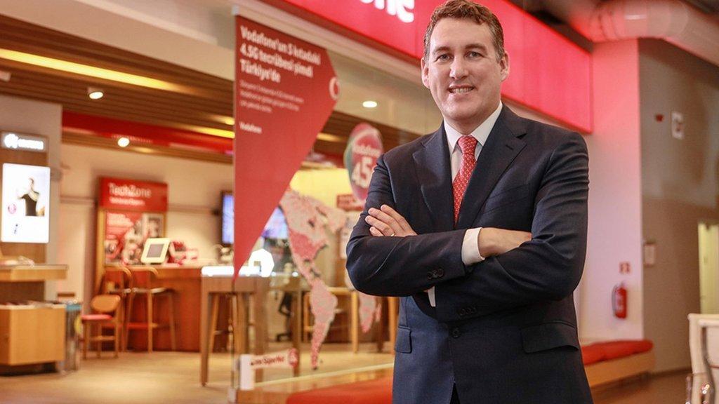 Vodafone Türkiye birinci çeyrek sonuçlarını açıkladı