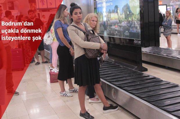 Bodrum'daki depremden sonra tatilcilerin bir kısmı İstanbul'a döndü