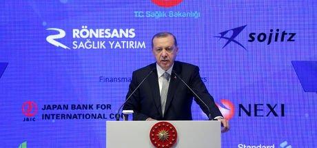 Cumhurbaşkanı Erdoğan: Almanya kendine çekidüzen vermeli