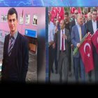 CHP'DEN ŞEHİT ÖĞRETMEN İÇİN TUNCELİ'DE 'TERÖRE LANET' YÜRÜYÜŞÜ