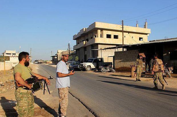 Suriye'de muhalifler arasında anlaşma sağlandı