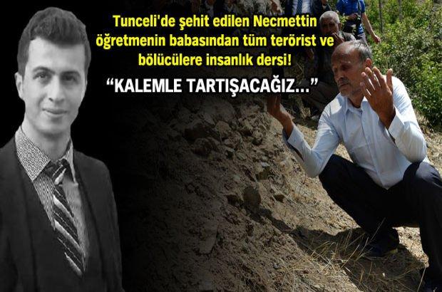"""""""Çocuğumun şehit edildiği yerde balık tutmak, Edirne'de piknik yapmak istiyorum"""""""