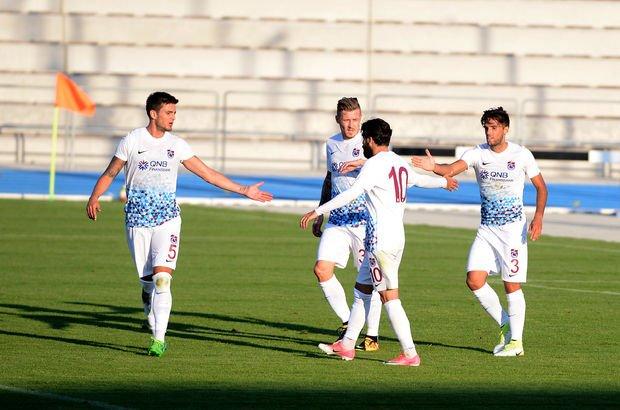 Trabzonspor: 2 - Dorogi: 1