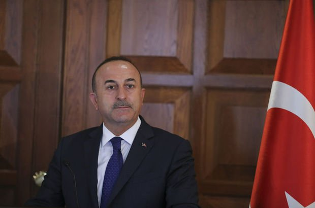 Mevlüt Çavuşoğlu israil filistin mescid-i aksa