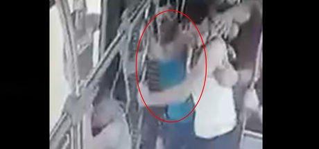 İzmit'te çarşı izninden dönen askerlere otobüste saldırı