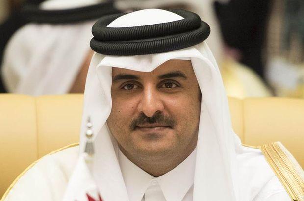 Körfez'deki krizle ilgili Katar Emiri el Thani ilk kez konuştu