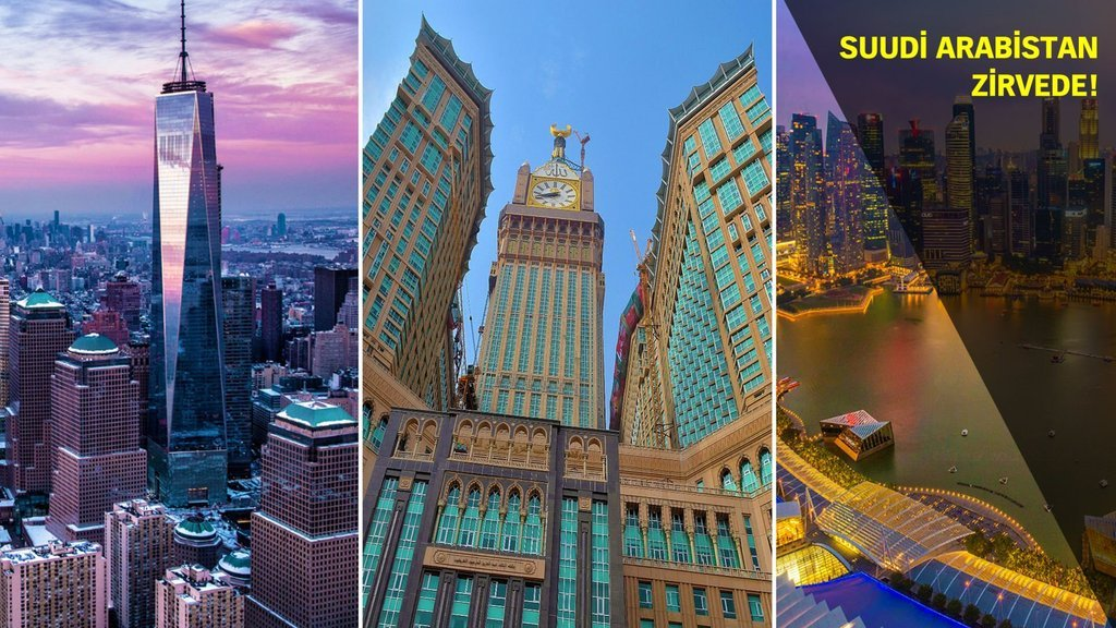 İşte dünyanın en pahalı binaları