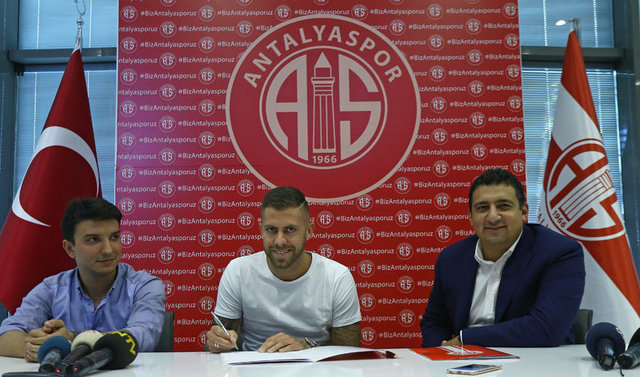 Antalyaspor'da Menez skandalı (Menez sakatlık pubis fıtık)