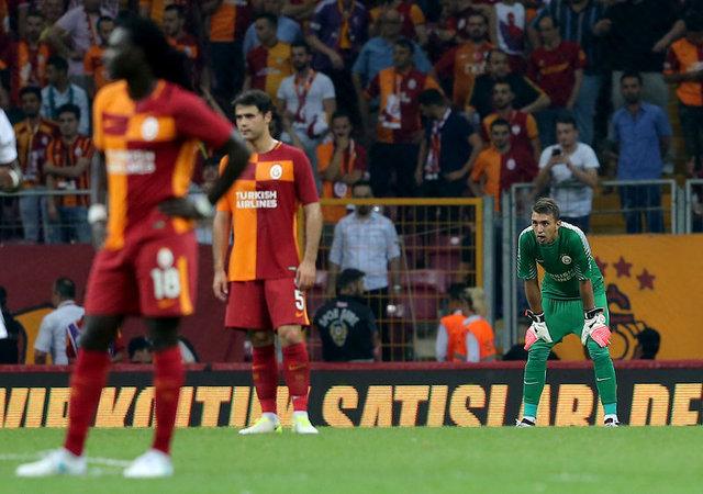 Galatasaray-Östersunds maçından sonra yaşananlar