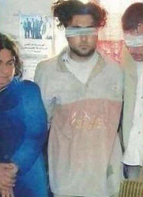 Musul'dan kaçmaya çalışan DEAŞ'lı teröristler kadın kılığında yakalandı!