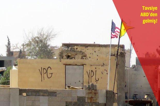 Terör örgütü YPG, terör örgütü SDG oldu!