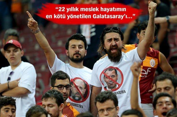 Ne olacak bu Galatasaray'ın hali? Yazarlar yorumladı