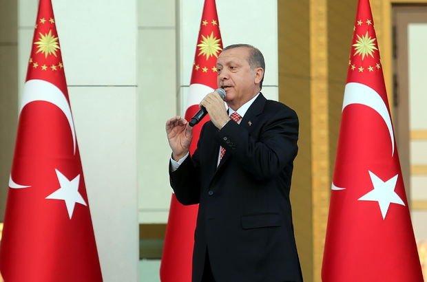 Erzurum Kongresi, Recep Tayyip Erdoğan