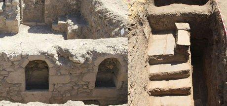 Harput'ta 500 yıllık mahalle bulundu