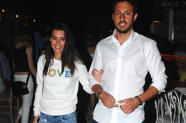 Burcu Kıratlı, sevgilisi Polat Sadunoğlu'yla görüntülendi